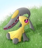 Mawile - Summer Meadow by SonARTic