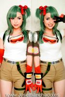 Double Bulma by Virchan
