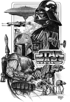 STARWARS SHIRT 01 by RobDuenas