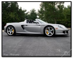 Porsche Carrera GT by Beeej21