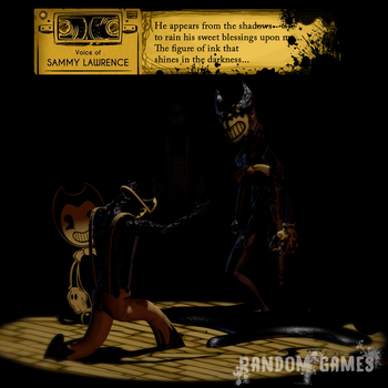 Bendy and the ink machine-Can I Get an Amen? by RandomGames