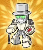 MR46 Limousine Robo by MattMoylan