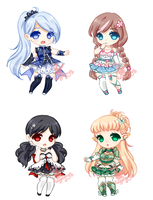Preview adopts by RaineSeryn