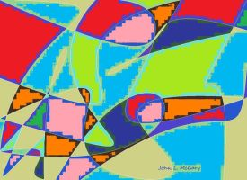 abstract pixely by ssg-McGary
