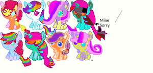 MLP Free adopts Closed by Adoptables11