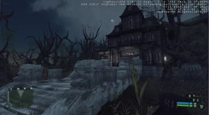 Cryengine Manor : Part Two by Sae-Matsumoto