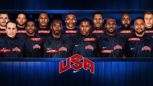 2012 Team USA Men's Basketball Wallpaper by rhurst