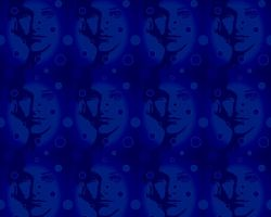 POP ART PATTERN wallpaper 01 by cybaBABE