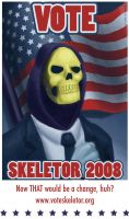 Vote Skeletor by fabiocralves