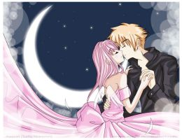 .::Last Kiss before we part::. by Ayasal