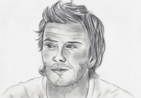 David Beckham by UnexpectedFantasy