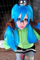 Vocaloid cosplay by yanmy