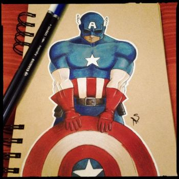 Cap' by S-andr-A