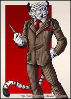 Tiger Mobster Done by lady-cybercat