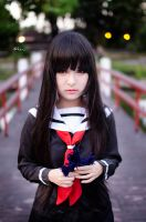 Jigoku Shoujo - Enma Ai (4) by kerubear