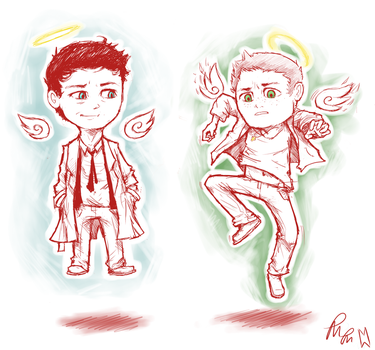 SPN: Flying Lessons by Maddiwhoskis