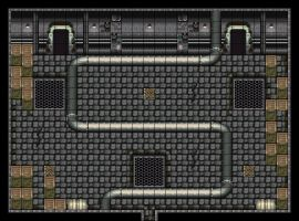 RPG Maker2k - Abadoned Factory 29 by Icedragon300
