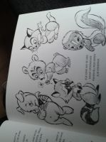 Pages from my new animation book 2 by RandomCartoonz