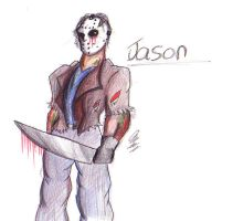 Jason voorhees by TheIcedWolf