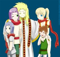 Aries Family by Marriot-chan