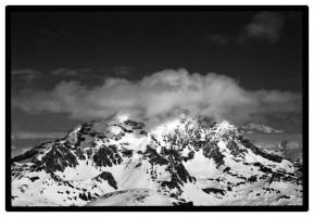 Snow and Clouds IV by Yoth81