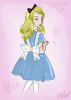 Disney .:Alice:. by vanipy05