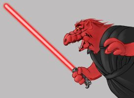 Darth Harble by Buzz-On