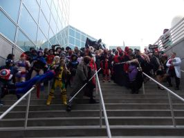AX2014 - Marvel/DC Gathering: 063 by ARp-Photography