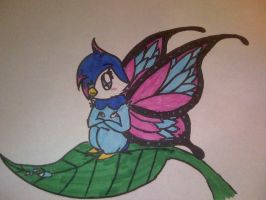 Piplupfly by piplupwarrior