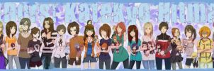 A giant collab Russian authors on the KHR by By-Karin