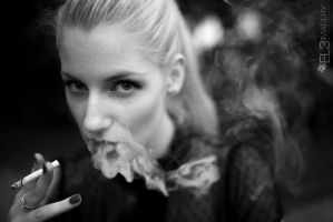 smoke by EL3-Imagery