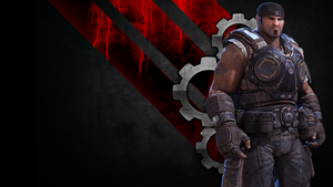 Gears of War 3 COG Wallpaper by IReckLess