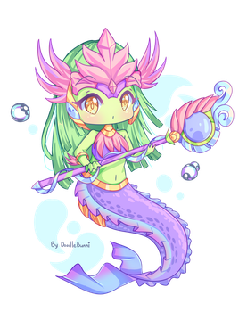 Commission - Nami by DoodleBunni