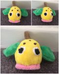 Weepinbell Plush by DynamicFlamez