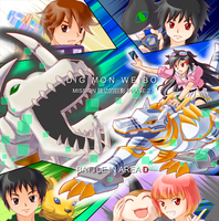 DigimonWB 1st Mission Phase 2 by auroreakane
