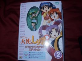 Angel Tales dvd volume 2 limited edition (R2) by KittyChanBB