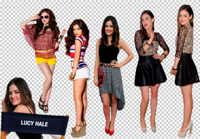 lucy hale png`s by MINITUTOSSOFIA