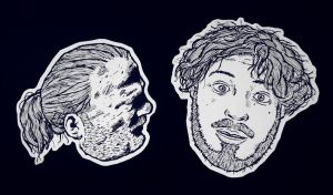 Stickers by inerciatic