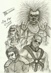 The Villains of Mad Max by JoaoGomes401