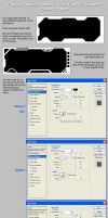 Photoshop Tech Border Tutorial by OfficerNG