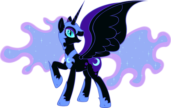 Nightmare Moon by Doctor-G