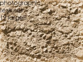 Photographic textures by Gibmee
