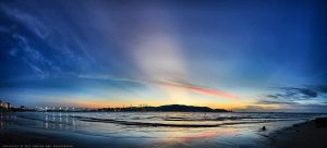 Butterworth Port Panorama by AdrianAmeno