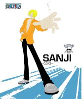 Sanji Illustr by colaseven
