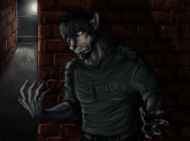 Bad Moon Rising by MintyMaguire