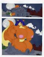 Sly's Biggest Heist 10 Color by redsaber2020