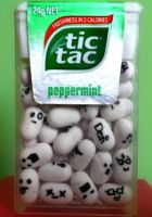 Emoticon tic tac by Ricebunii