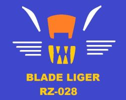 Blade Liger By BiologicalWeaponBoy by BiologicalWeaponBoy