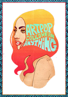 HELEN GREEN ARTPOP COULD MEAN ANYTHING PNG by Elliott-Lee-Blogger