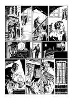Van Helsing vs. Jack the Ripper p.14 by BillReinhold
